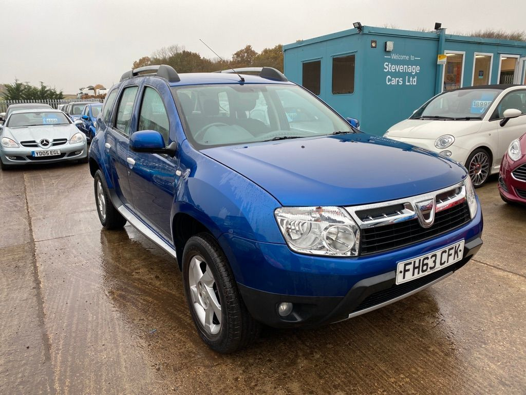 Dacia Duster SUV 1.5 dCi Laureate 5dr