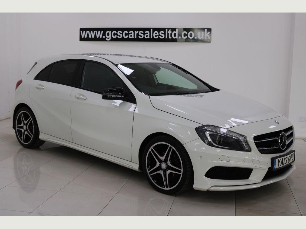 Mercedes-Benz A Class Hatchback 1.8 A200 CDI BlueEFFICIENCY AMG Sport 7G-DCT 5dr