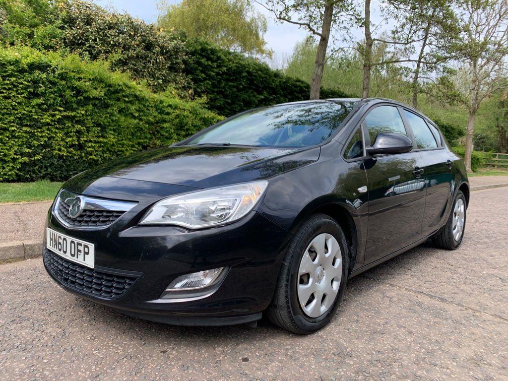 Vauxhall Astra Hatchback 1.3 CDTi ecoFLEX ES 5dr
