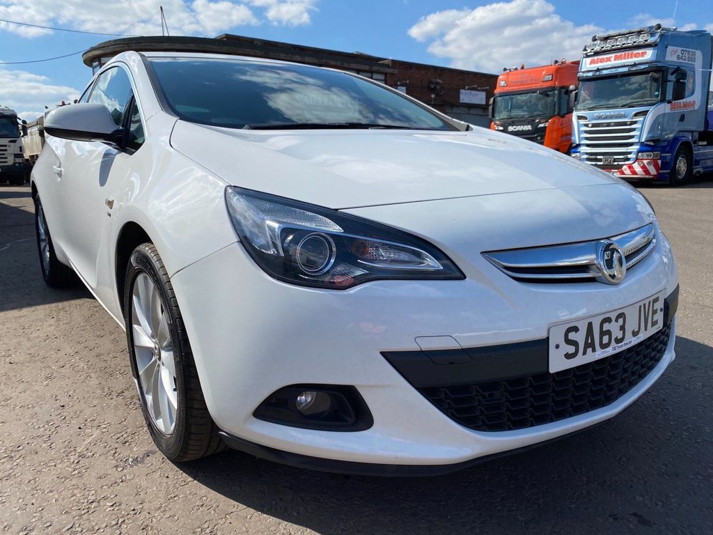 Vauxhall Astra GTC Coupe 1.4T 16V SRi (s/s) 3dr
