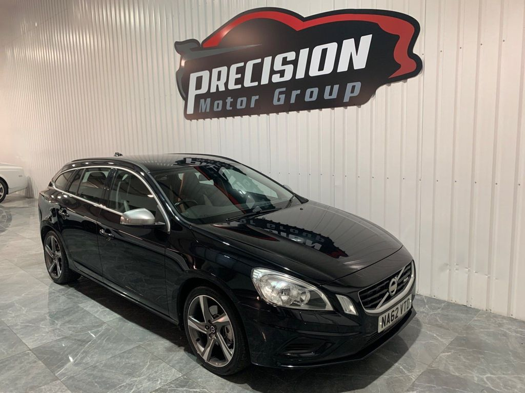 Volvo V60 Estate 1.6 D2 R-Design 5dr