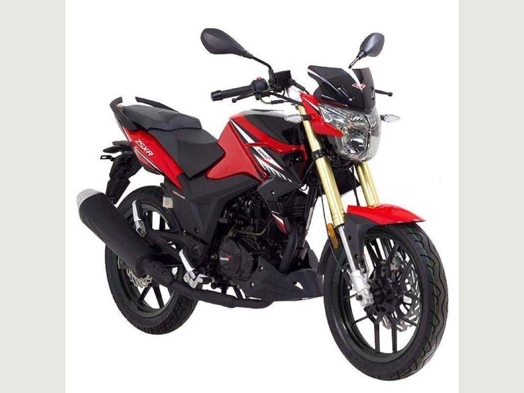 Lexmoto ZSX Naked 125 125 R E4