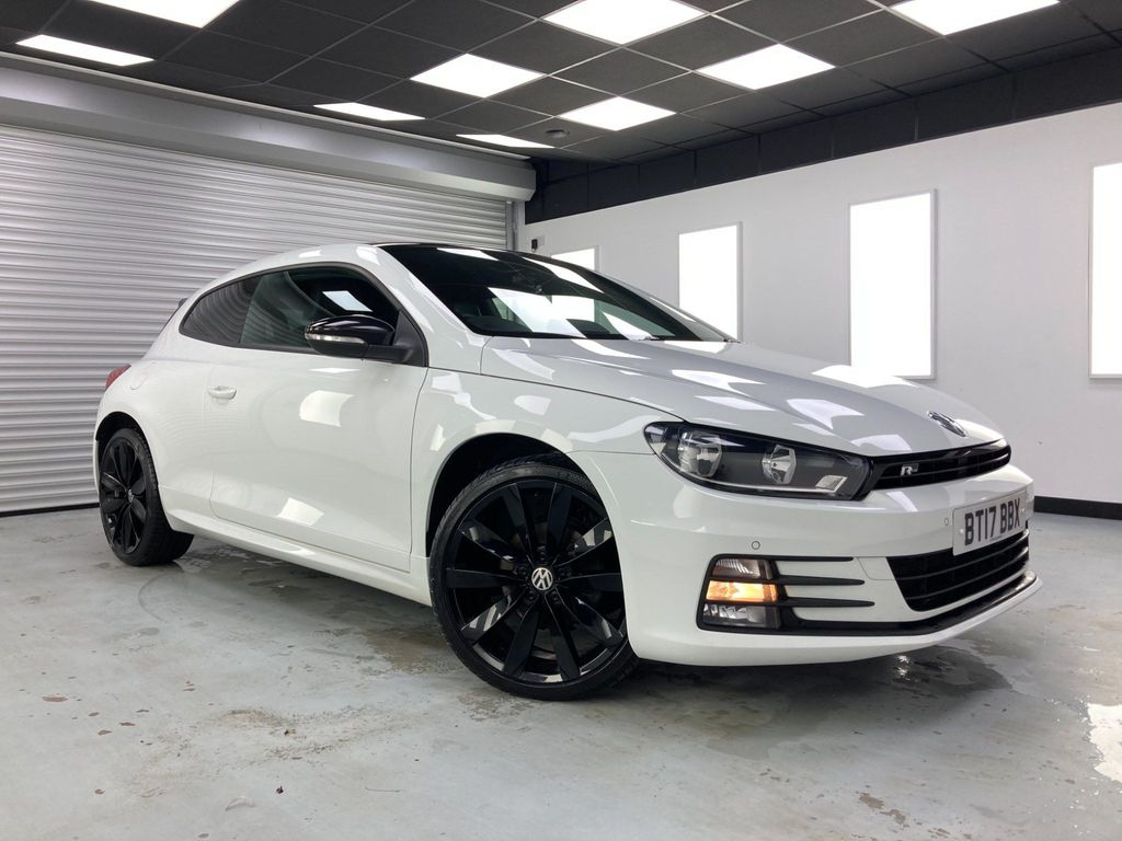 Used Volkswagen Scirocco Coupe 2 0 Tdi R Line Black Edition Hatchback S S 3dr In Tewkesbury Gloucestershire Vhub Used Volkswagen Audi Specialist