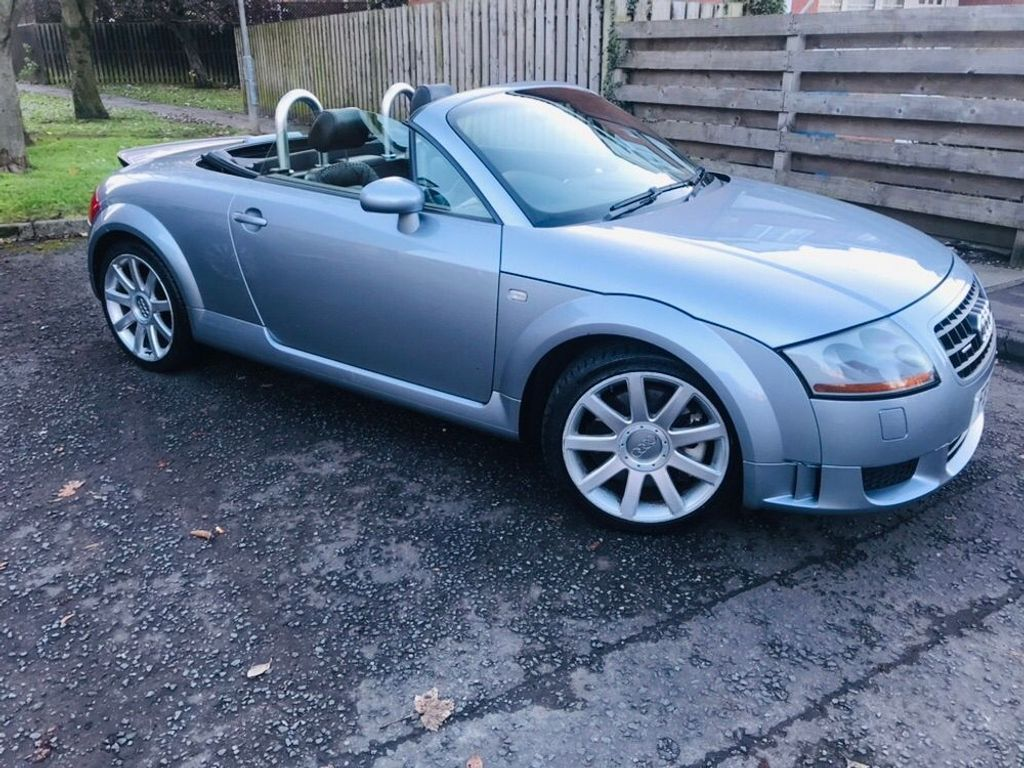 Audi TT Convertible 3.2 TFSI Roadster S Tronic quattro 2dr