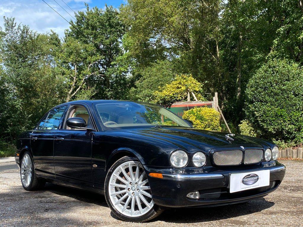 Jaguar XJ Saloon 2.7 TDVi Sport Premium 4dr