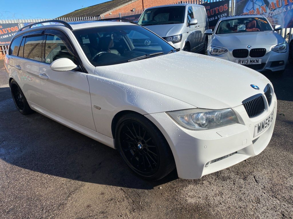 BMW 3 Series Estate 3.0 335i M Sport Touring 5dr
