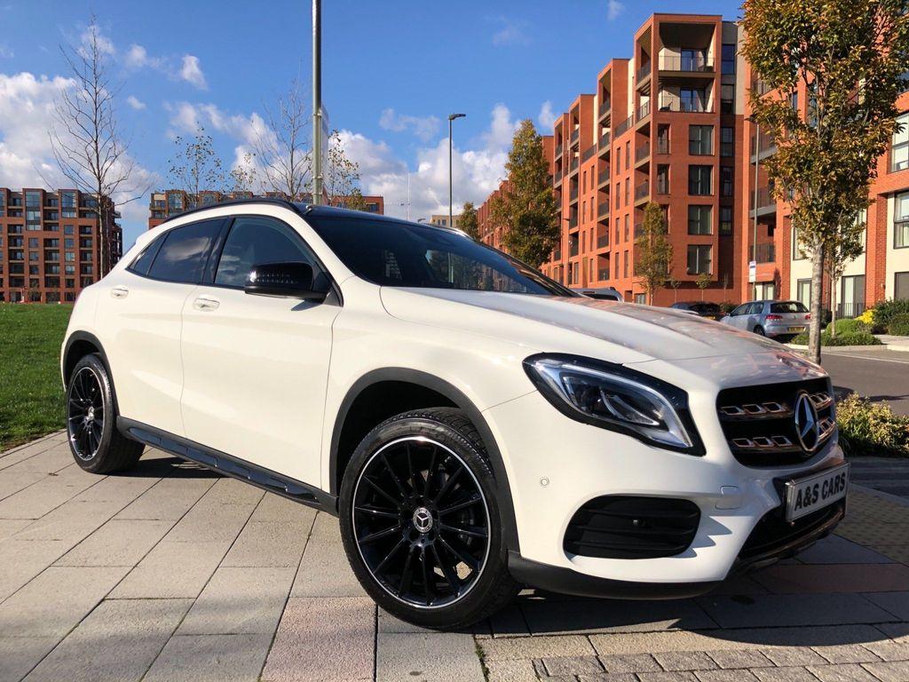 Mercedes-Benz GLA Class SUV 1.6 GLA200 AMG Line (Premium Plus) 7G-DCT (s/s) 5dr