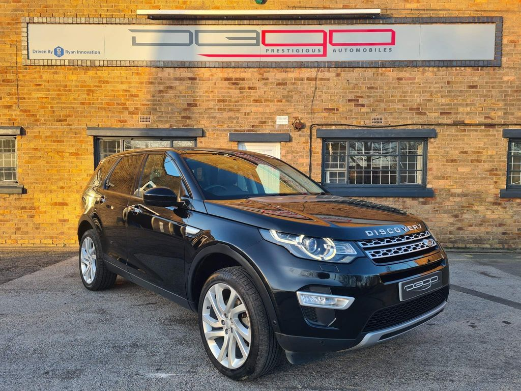 Land Rover Discovery Sport SUV 2.0 TD4 HSE Luxury 4WD (s/s) 5dr