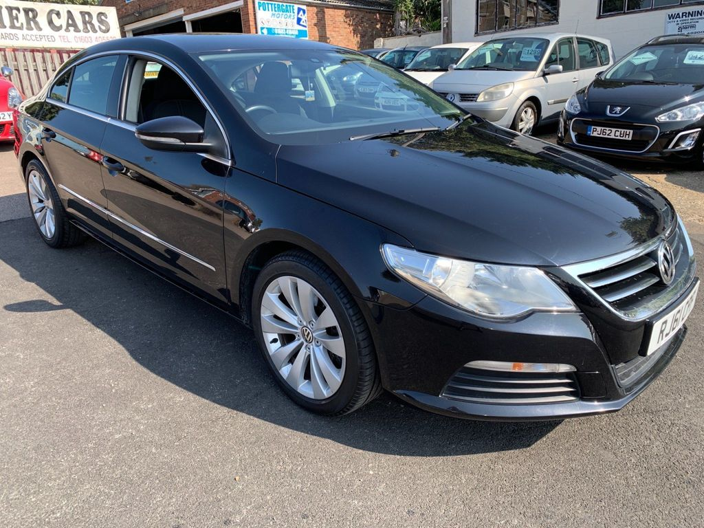 Volkswagen CC Coupe 2.0 TDI BlueMotion Tech 4dr