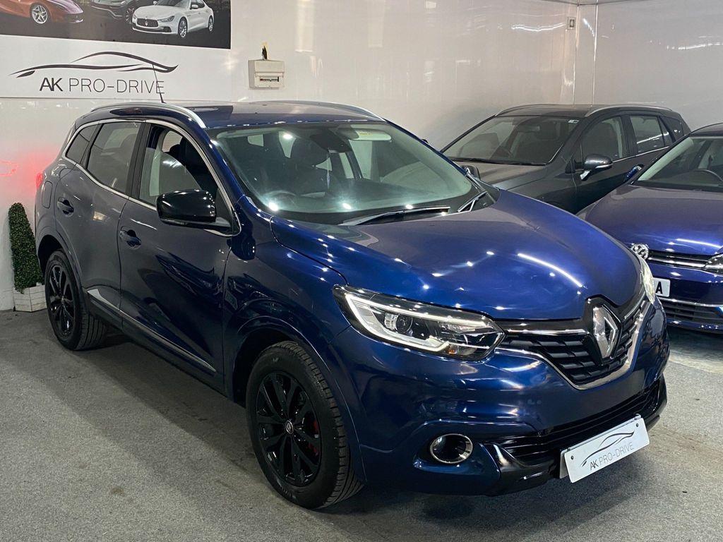 Renault Kadjar SUV 1.5 dCi Dynamique Nav (s/s) 5dr