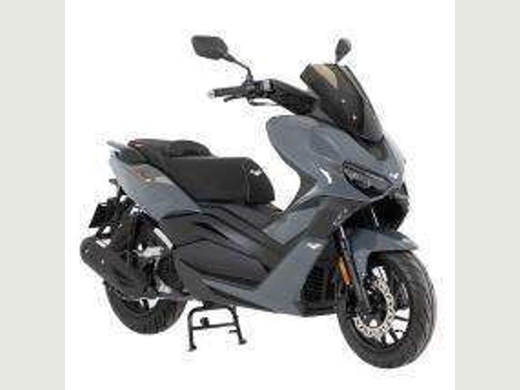 Lexmoto Aura 125 Scooter 125