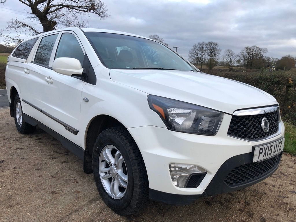 SsangYong Korando Sports Pickup