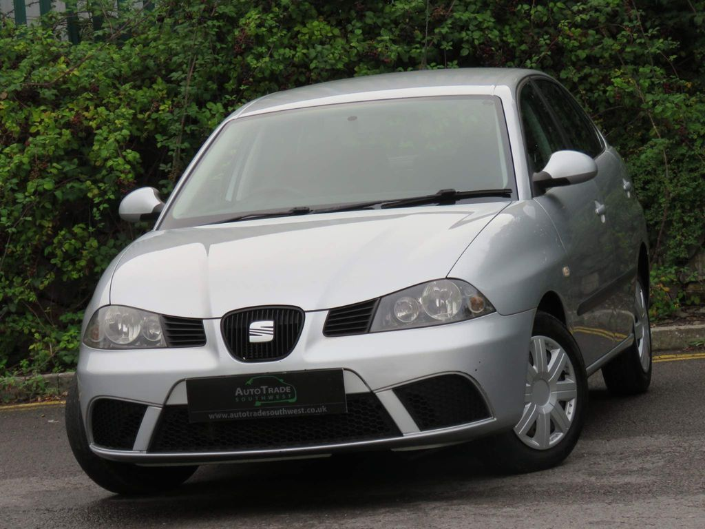 SEAT Ibiza Hatchback 1.4 TDI Ecomotive 5dr