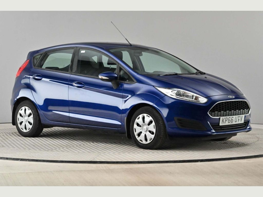 Ford Fiesta Hatchback 1.5 TDCi ECOnetic Style (s/s) 5dr