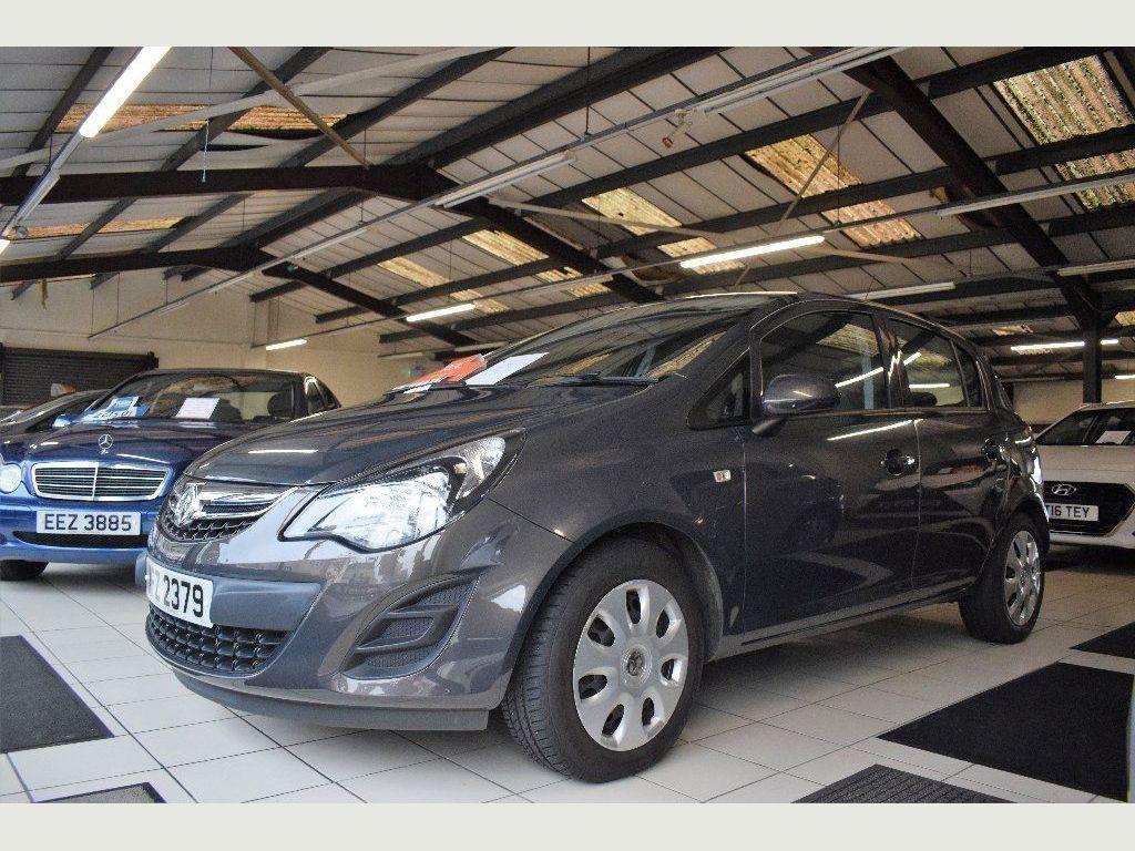 Vauxhall Corsa Hatchback 1.2 i 16v Design 5dr