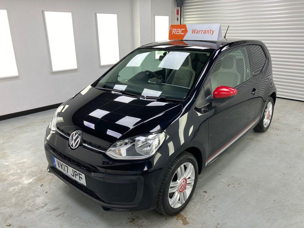 Volkswagen up! Hatchback 1.0 up! beats 3dr