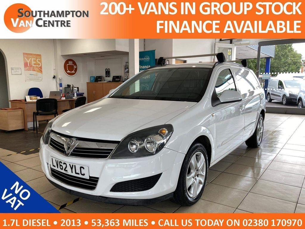 Vauxhall Astra Van Panel Van 1.7 CDTi 16v Sportive Panel Van 3dr
