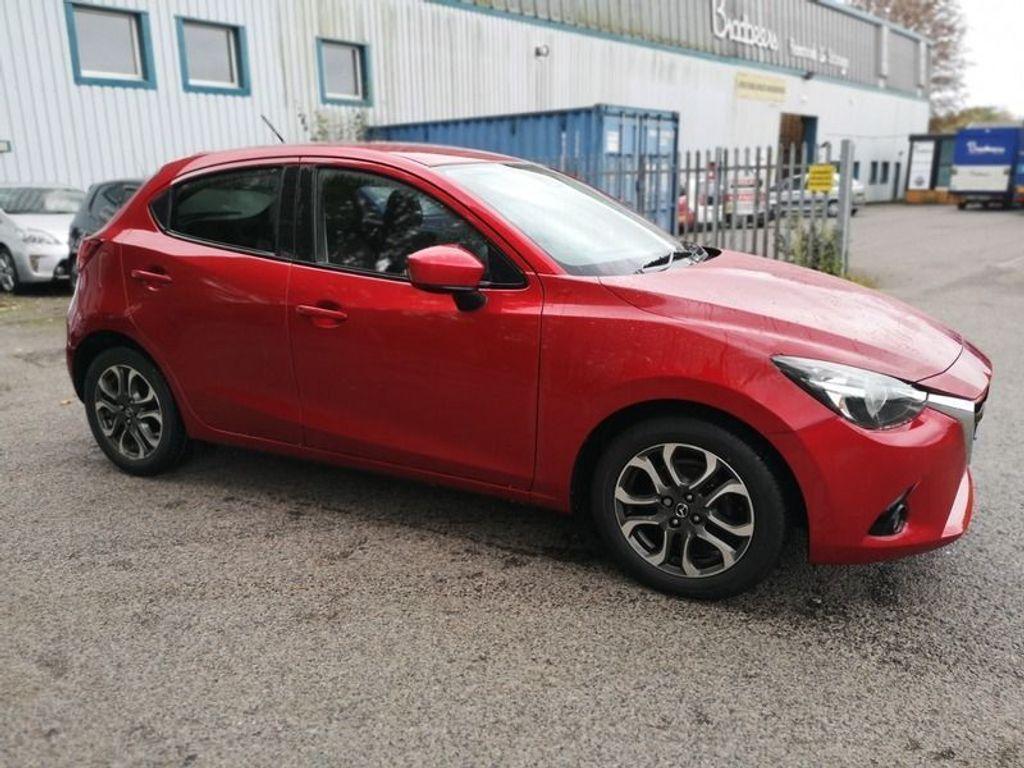 Mazda Mazda2 Hatchback 1.5 Sport Nav (s/s) 5dr
