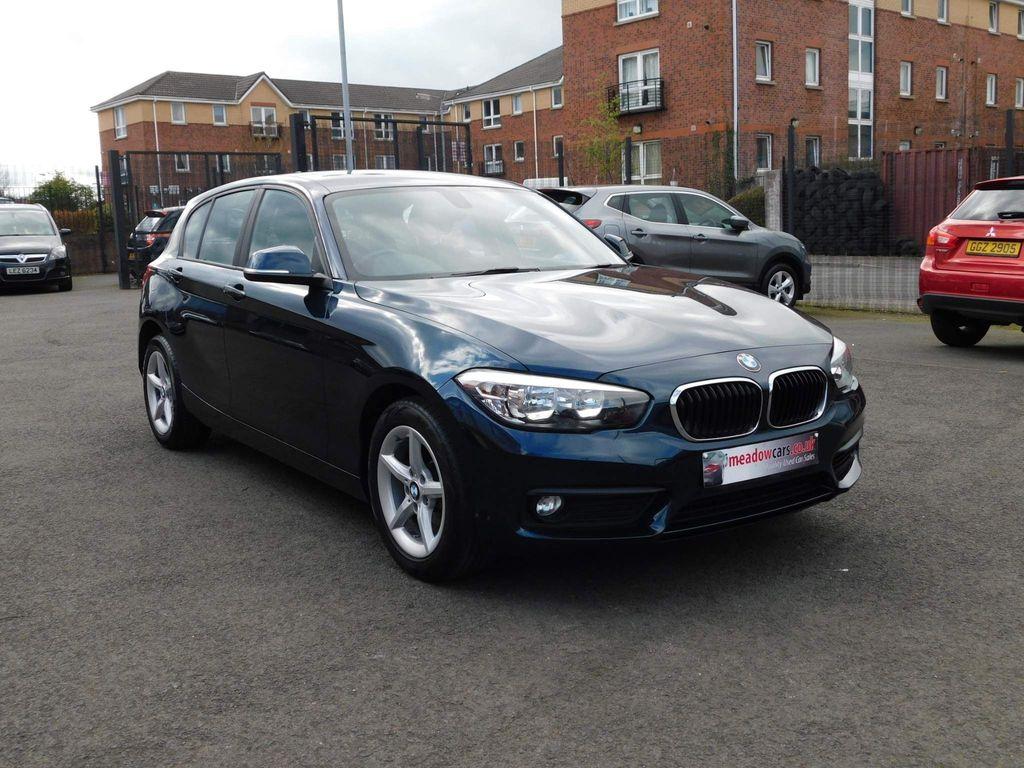 BMW 1 Series Hatchback 1.5 116d SE (s/s) 5dr