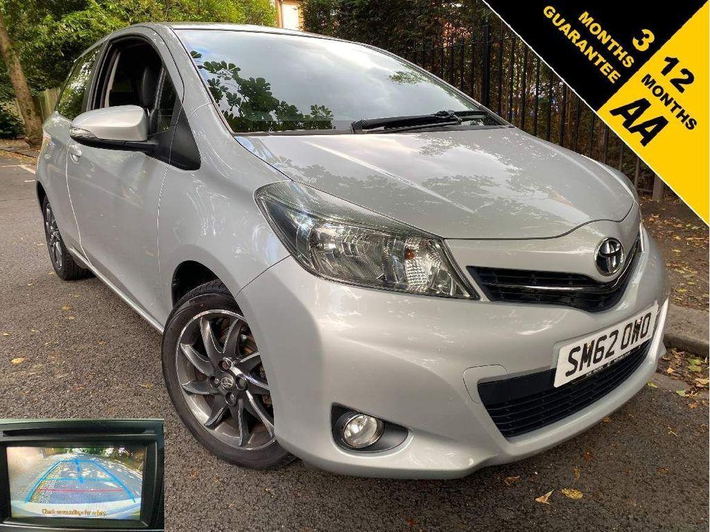 Toyota Yaris Hatchback 1.33 VVT-i Trend 3dr