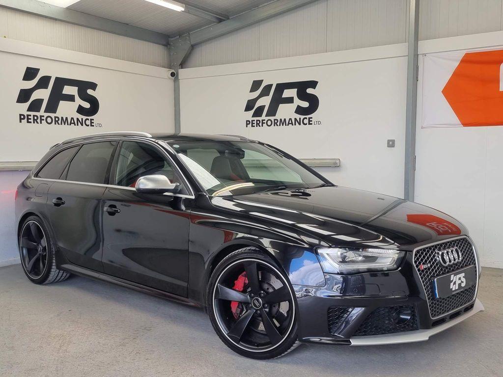 Audi RS4 Avant Estate 4.2 TFSI Limited Edition Avant S Tronic quattro 5dr