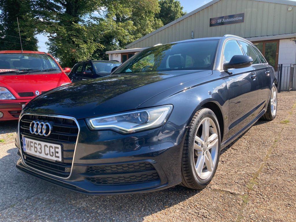 Audi A6 Avant Estate 2.0 TDI S line Avant Multitronic 5dr