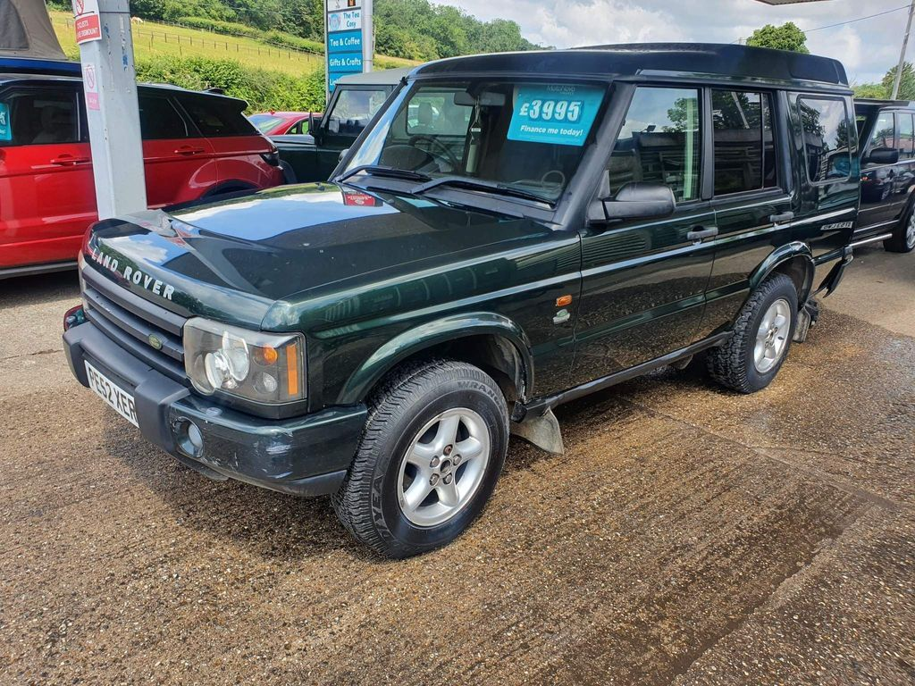 Land Rover Discovery SUV 2.5 TD5 LCV 3dr