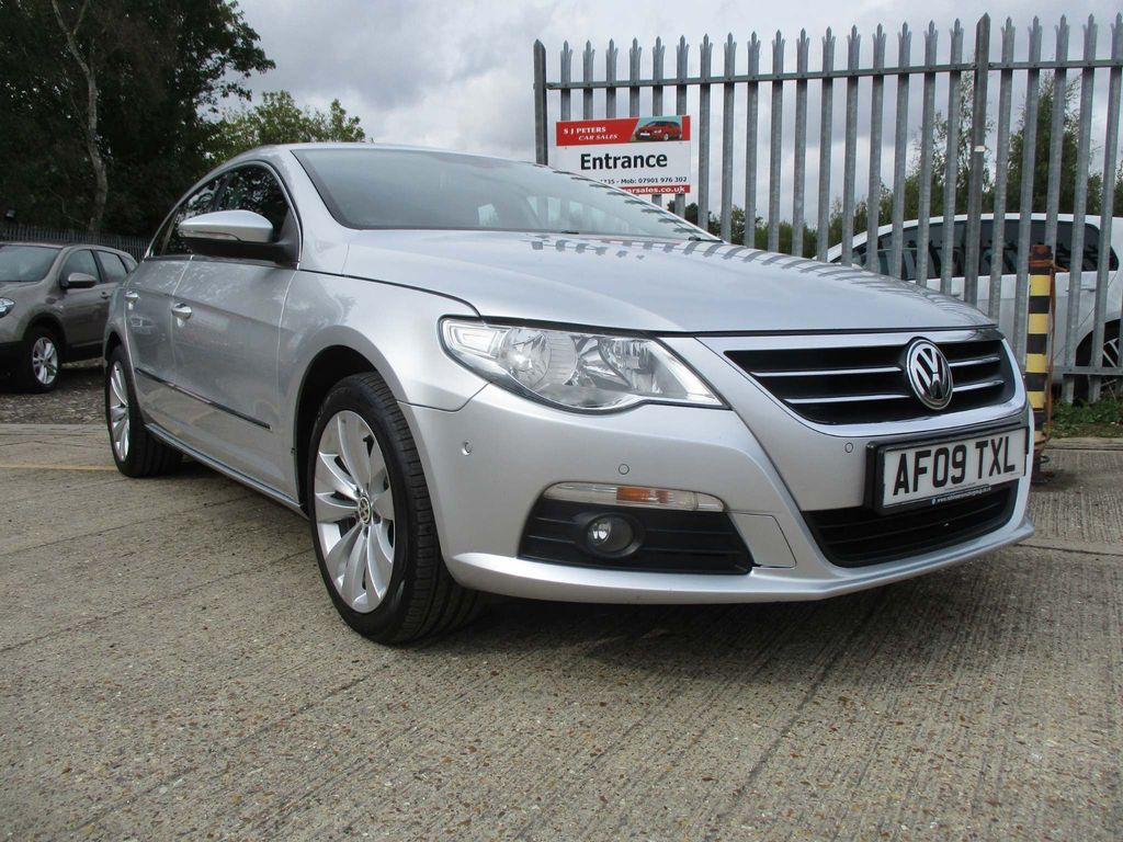 Volkswagen CC Coupe 1.8 TSI 4dr (4 Seat)