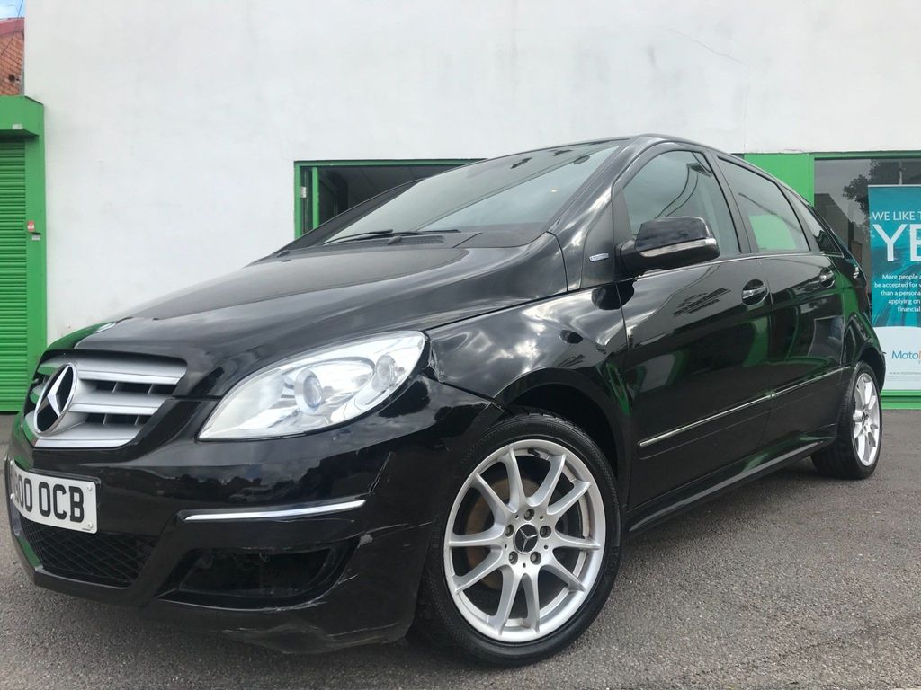 Mercedes-Benz B Class Hatchback 1.7 B180 BlueEFFICIENCY Sport 5dr