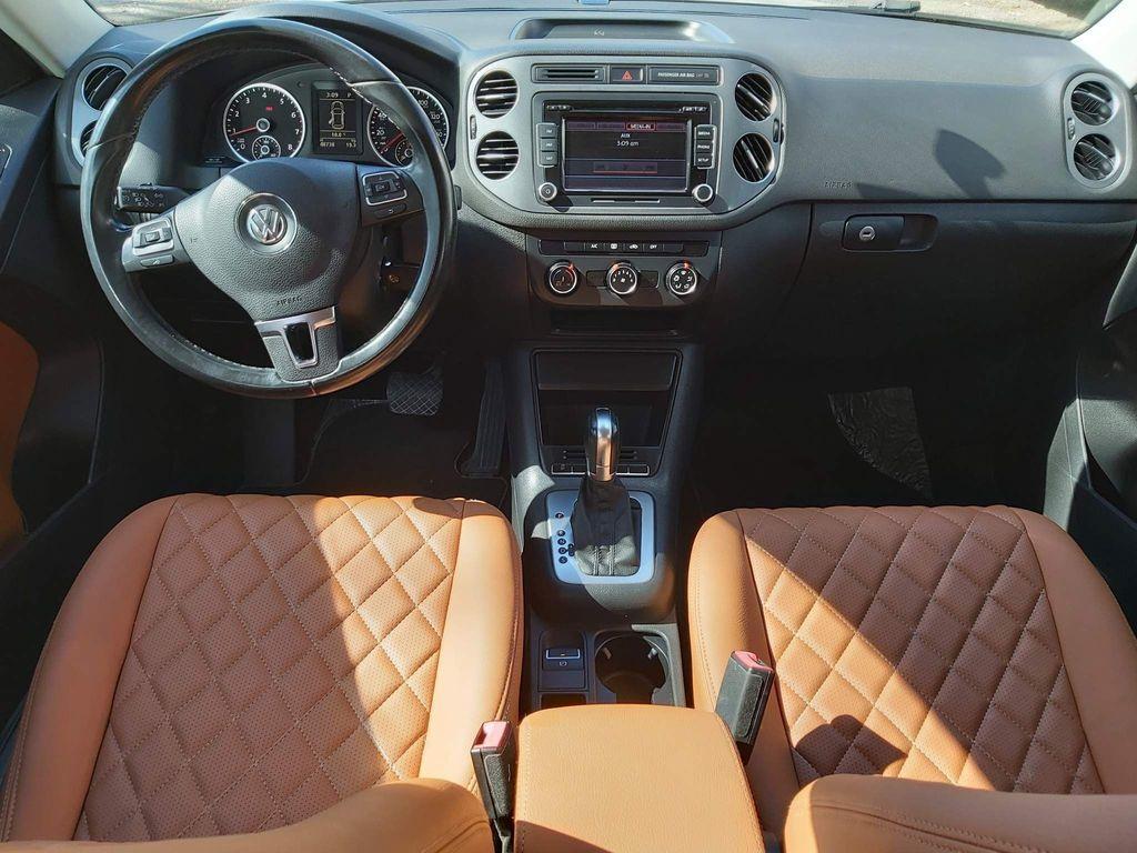Volkswagen Tiguan SUV 2.0 TSI Match DSG 4MOTION 5dr