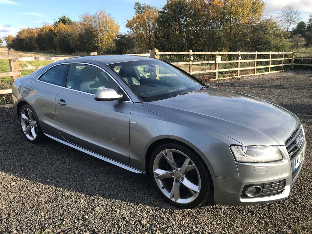 Audi A5 Coupe 2.0 TDI S line Special Edition 2dr