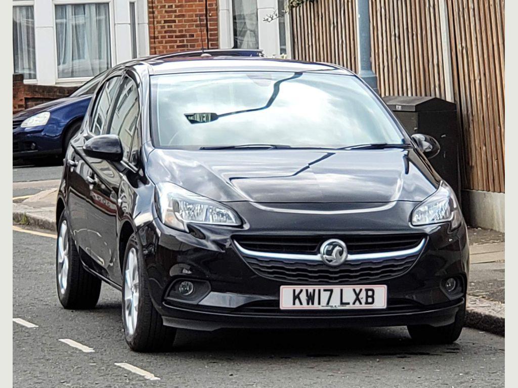 Vauxhall Corsa Hatchback 1.4i Turbo ecoFLEX Energy (s/s) 5dr (a/c)