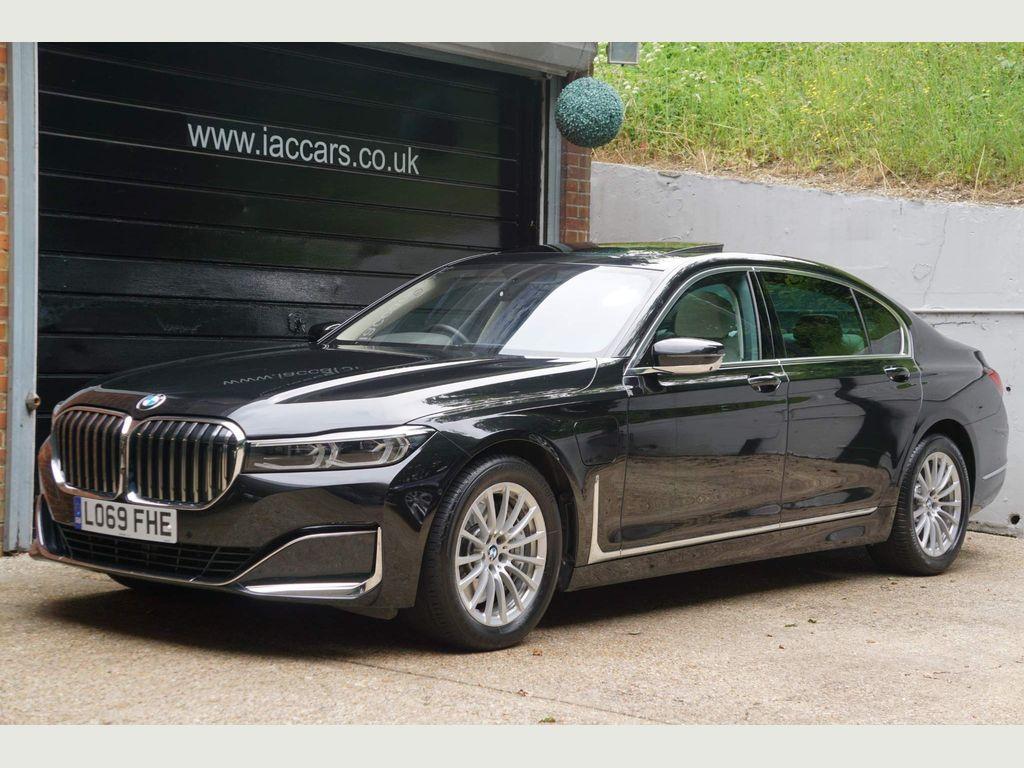 BMW 7 Series Saloon 3.0 745Le Auto xDrive (s/s) 4dr