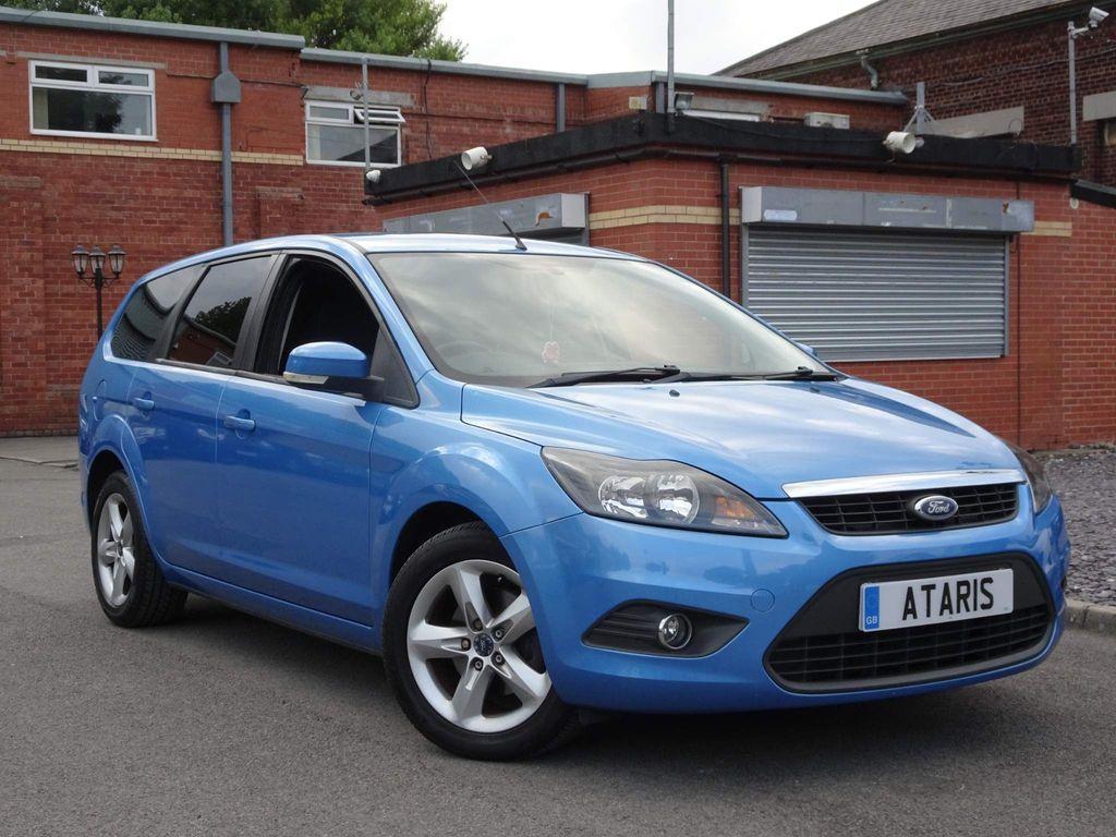 Ford Focus Estate 1.6 Zetec 5dr
