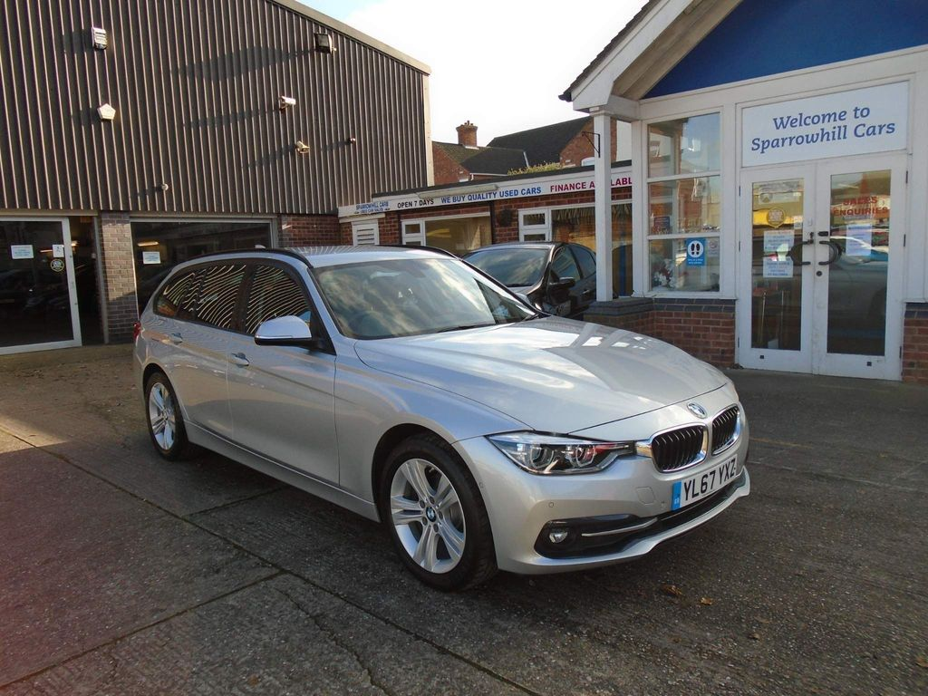 BMW 3 Series Estate 2.0 316d Sport Touring Auto (s/s) 5dr