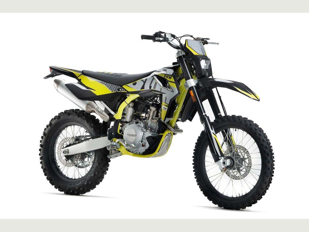 SWM Motorcycles RS 300 R Enduro 300