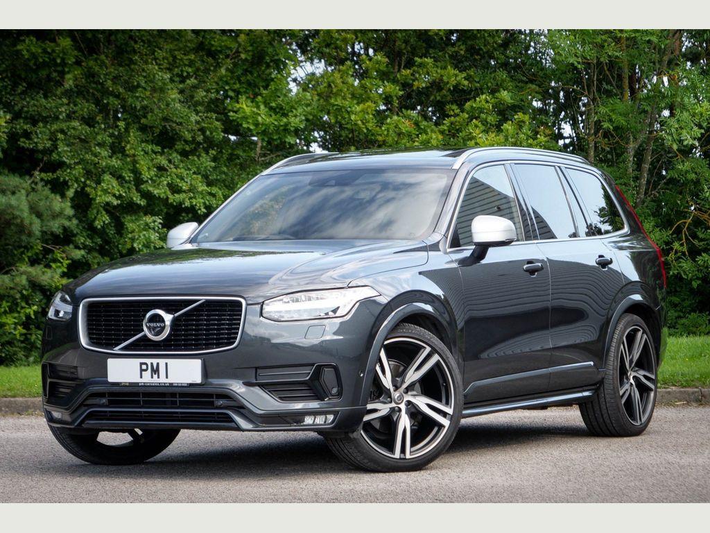 Volvo XC90 SUV 2.0 T5 R-Design Pro Auto 4WD (s/s) 5dr