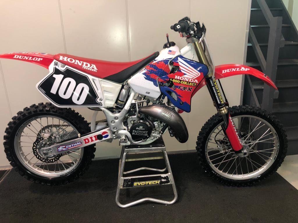 Honda CR125 Motocrosser 125 R-S