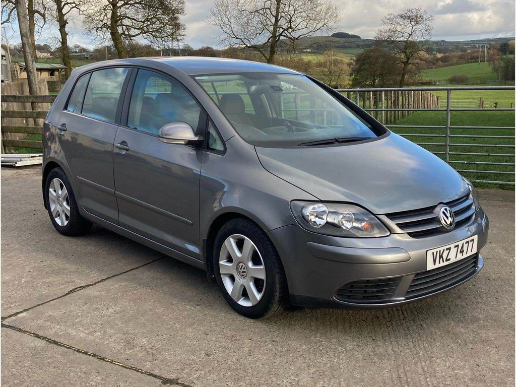 Volkswagen Golf Plus Hatchback 1.9 TDI PD SE DSG 5dr