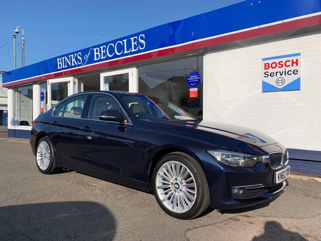BMW 3 Series Saloon 2.0 320d Luxury (s/s) 4dr