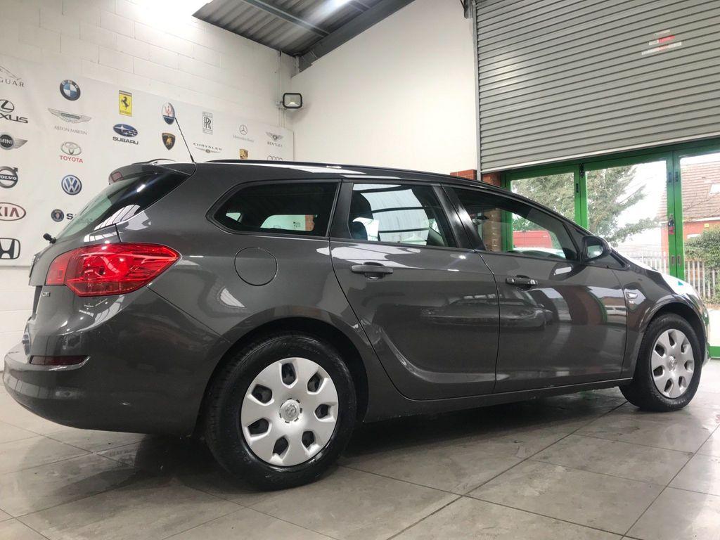 Vauxhall Astra Estate 1.7 CDTi ecoFLEX 16v Exclusiv 5dr