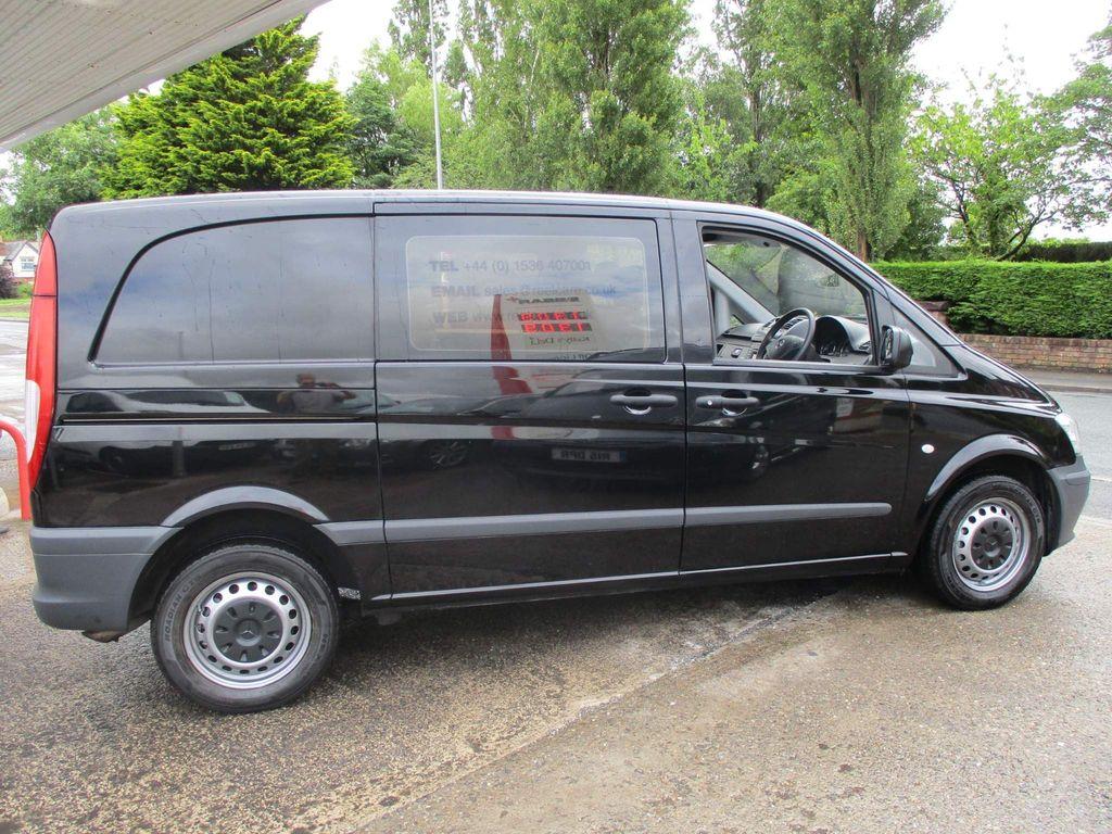 Mercedes-Benz Vito Combi Van 2.1 CDI Dualiner Compact Panel Van 5dr (5 Seats)