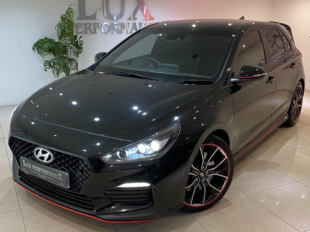 Hyundai i30 Hatchback 2.0 T-GDi N Performance (s/s) 5dr