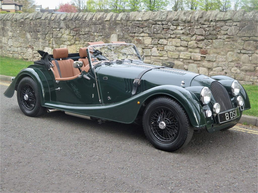 Morgan 4/4 Coupe 1.6 2dr