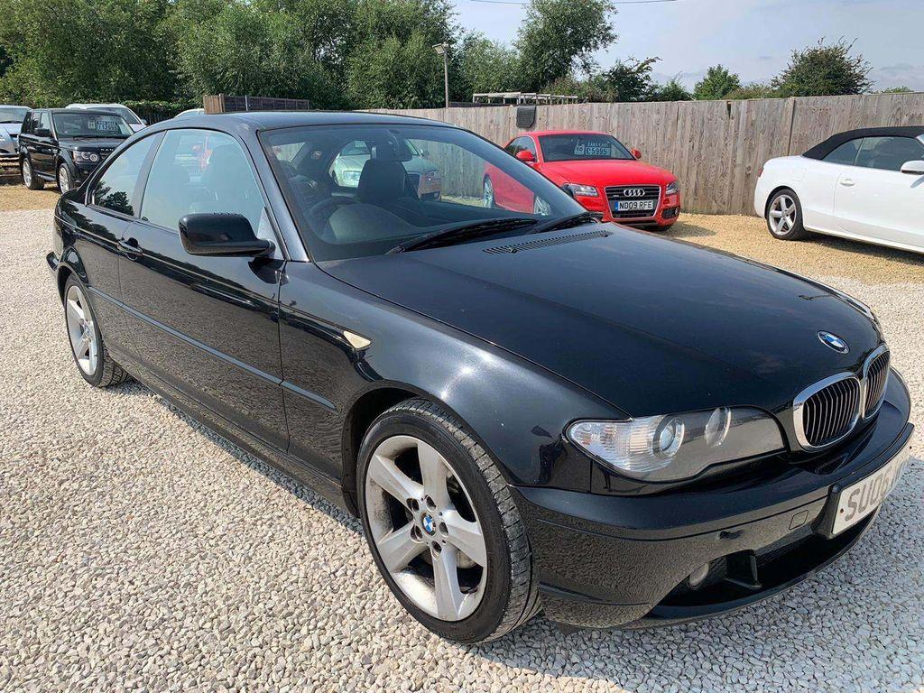 BMW 3 Series Coupe 2.0 318Ci ES 2dr