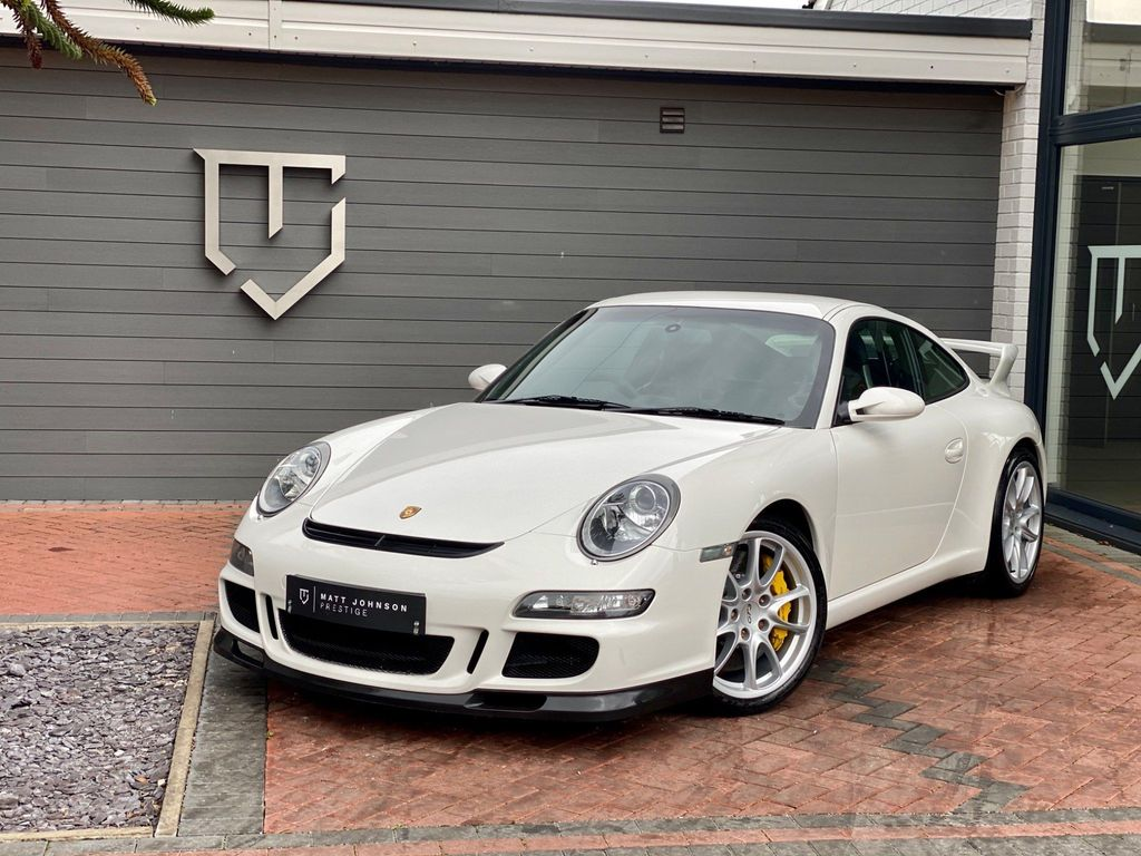 Porsche 911 Coupe 3.6 997 GT3 2dr
