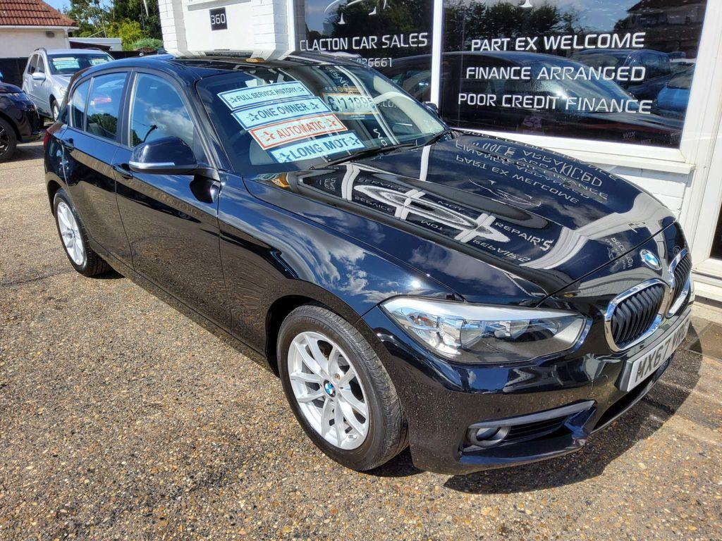 BMW 1 Series Hatchback 2.0 118d SE Sports Hatch Auto (s/s) 5dr