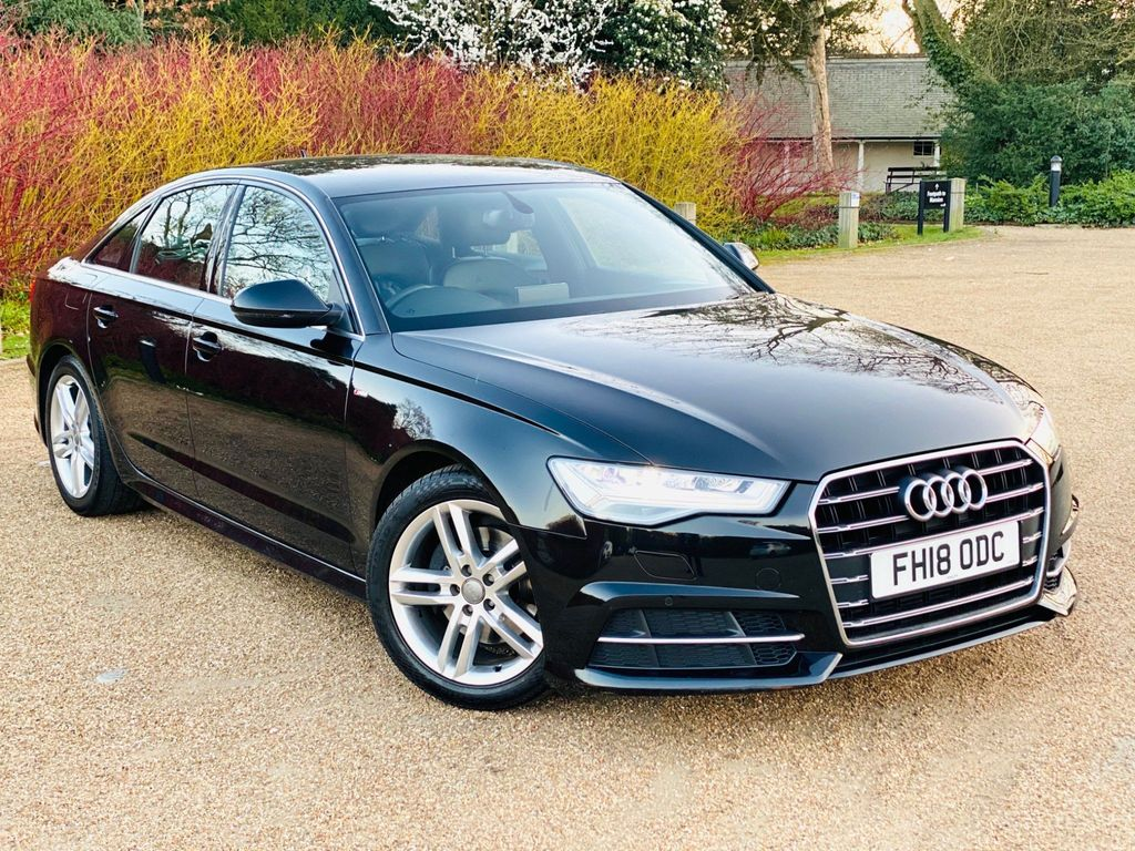 Audi A6 Saloon Saloon 1.8 TFSI S line S Tronic (s/s) 4dr