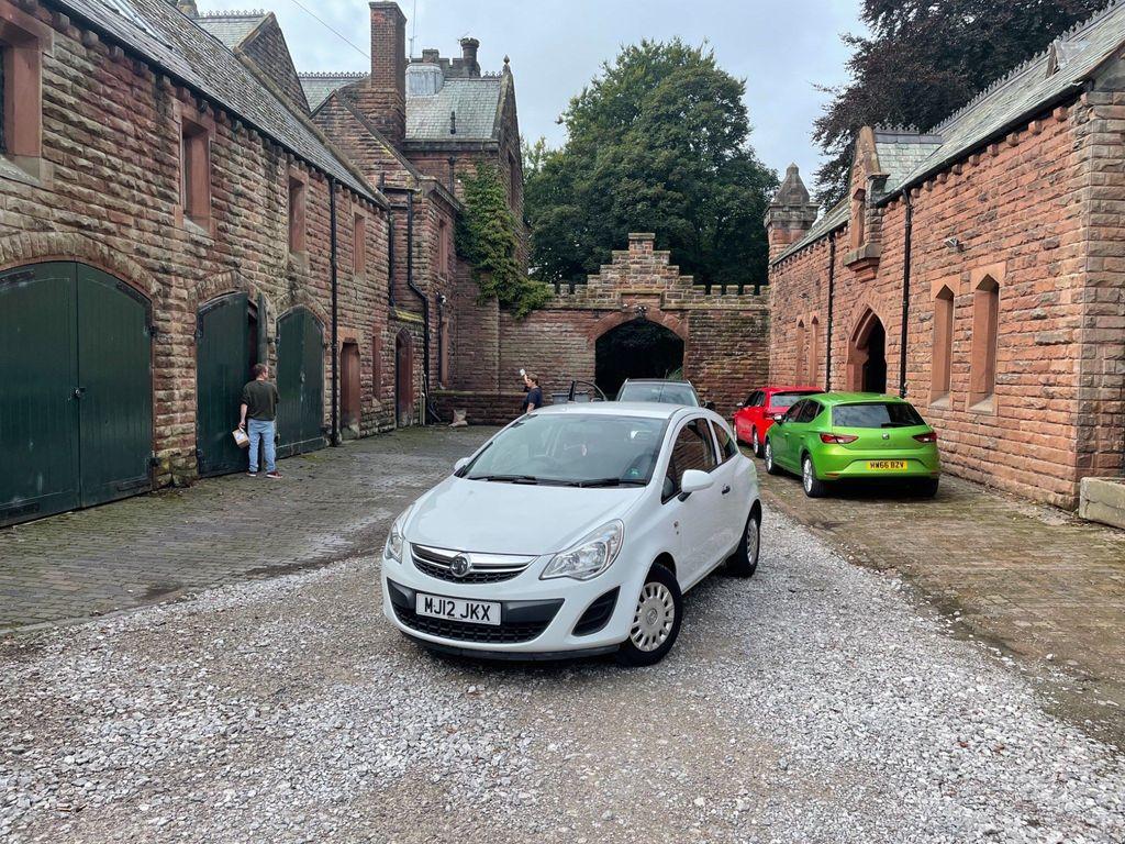Vauxhall Corsa Hatchback 1.0 i ecoFLEX 12v S 3dr