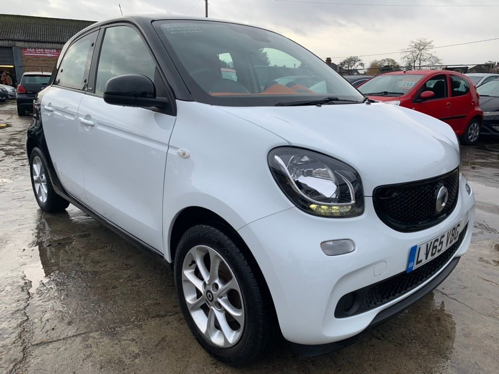 Smart forfour Hatchback 0.9T Passion (s/s) 5dr